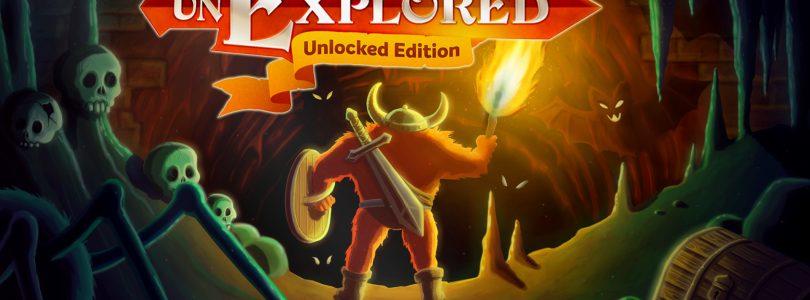Unexplored Unlocked Edition erscheint Mitte Februar auf PS4 und XBox One