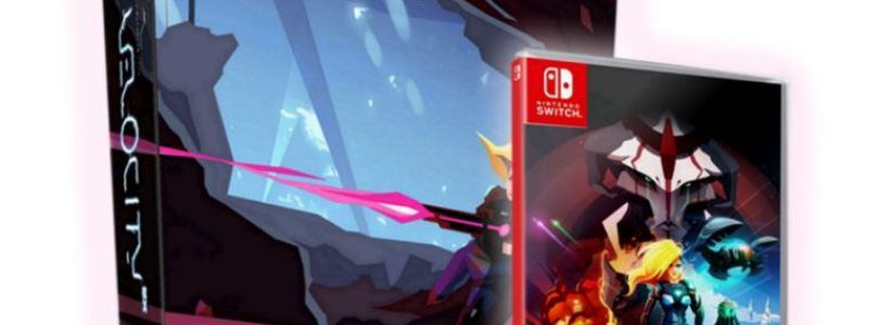 Strictly Limited Games kündigt exklusive Collectors Edition zu Velocity 2X an