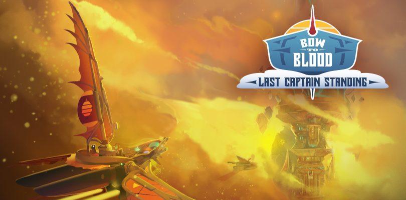 Bow to Blood: Last Captain Standing erscheint im April für PC und Konsolen