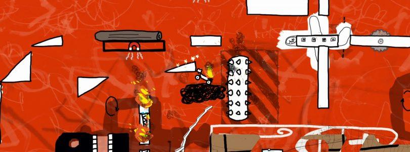 Fromto – Von Kindern gezeichnetes Spiel erscheint auf dem PC und der Nintendo Switch