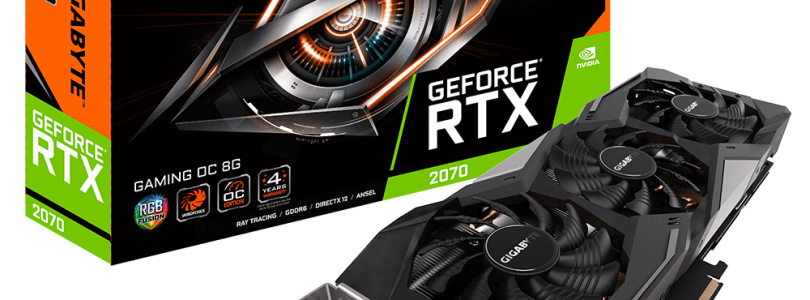 Hardware-Test: Gigabyte GeForce RTX 2070 Gaming OC 8GB GDDR6