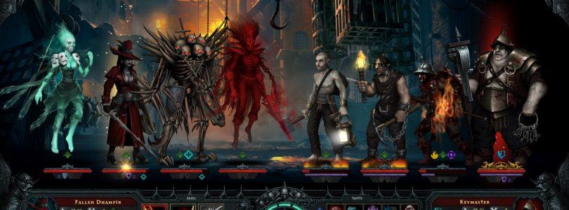 Iratus: Lord of the Dead – Roguelike-RPG für den PC erschienen