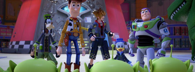 Kingdom Hearts 3 – Update bringt höllisch schweren Schwierigkeitsgrad