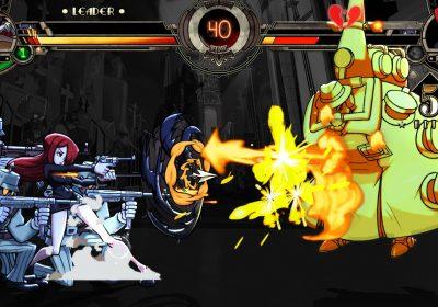 Skullgirls 2nd Encore erscheint für XBox One und Nintendo Switch