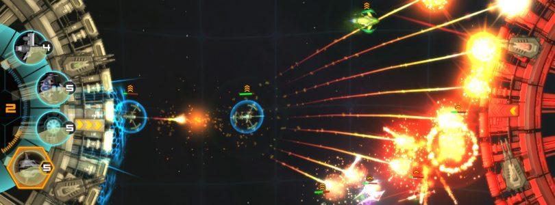 Space War Arena für Nintendo Switch erschienen