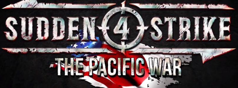 """Sudden Strike 4 – DLC """"The Pacific War"""" veröffentlicht"""