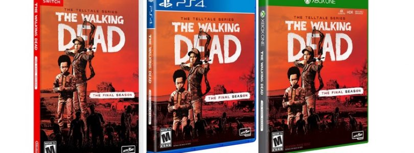 The Walking Dead: The Final Season – Retail-Version angekündigt