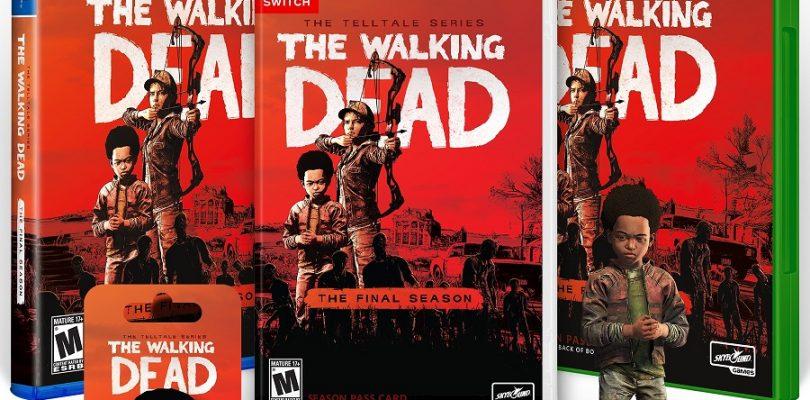 The Walking Dead: The Final Season – Sammler Edition angekündigt