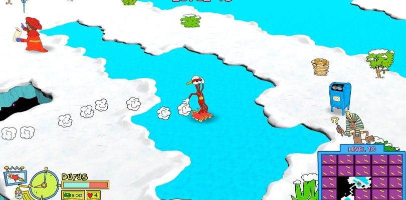 ToeJam & Earl: Back in the Groove! – Hier ist der Launch-Trailer