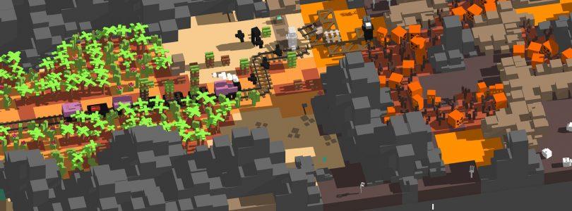 Unrailed! – Neues Spiel von Deadalic angekündigt
