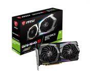 MSI kündigt neue GeForce GTX 1660 Ti Grafikkarten für die Mittelklasse an