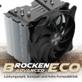 Alpenföhn Brocken ECO Advanced – Perfekte Kühlleistung bis 170 TDP