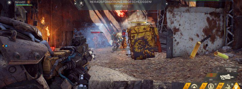 """Anthem – Update 1.1.0 bringt neue Festung """"The Sunken Cell"""""""