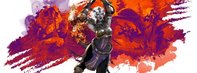 Bless Unleashed – Die Berserker-Klasse des MMORPGs im Video