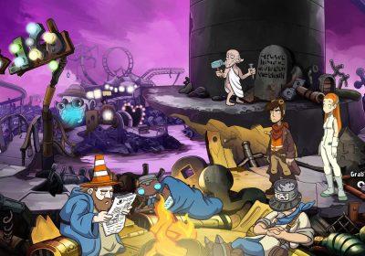 Test: Deponia Doomsday – Durch alle Zeiten und zurück