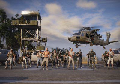Ghost Recon Wildlands – Update bringt neuen Spielmodus Mercenaries