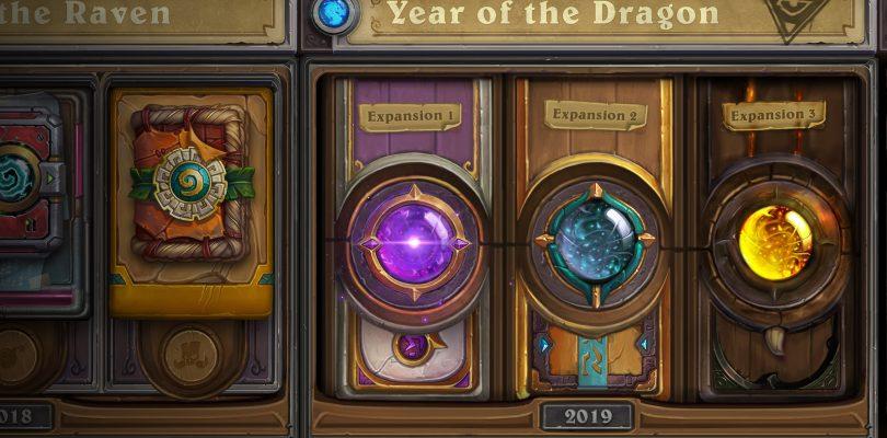 Hearthstone – Das Jahr des Drachen steht ante portas