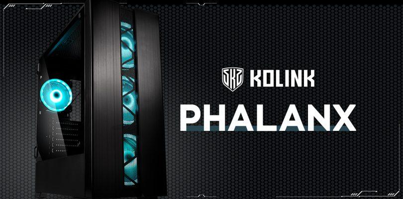Kolink Phalanx – Preiswerter Midi-Tower mit Premium-Features startet in den Verkauf