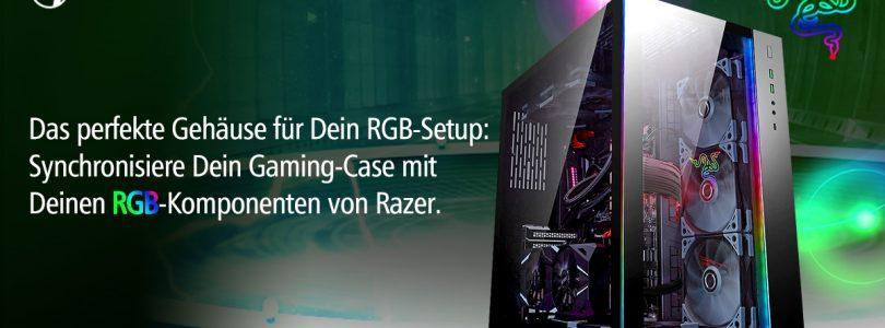 "Lian Li PC-O11 startet als Dynamic ""Razer Edition"" bei Caseking"