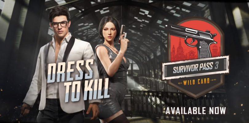 Kurznews – PUBG – Survivor Pass 3: Wild Card startet auf XBox One und PS4