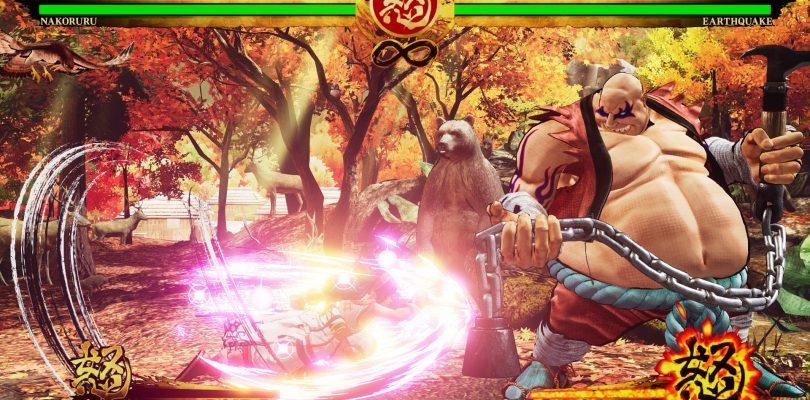 Samurai Shodown erscheint im Juni auf XBox One und PS4