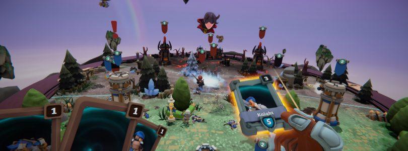 Skyworld – VR-Strategiespiel erscheint am 26. März