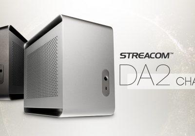 Streacom DA2 – Flexibles Mini-ITX-Gehäuse startet in den Verkauf
