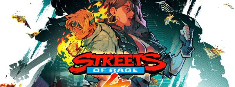 Streets of Rage 4 – Frische Infos und ein Trailer von der gamescom 2019