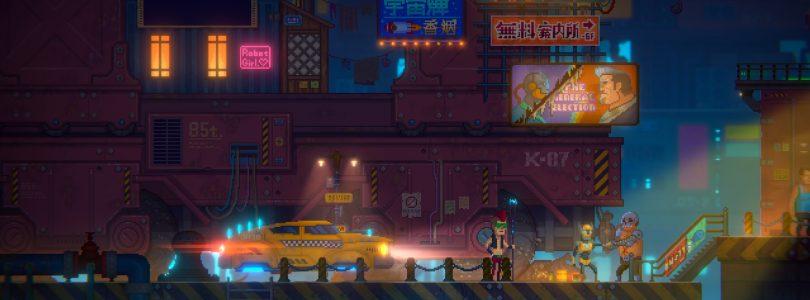 Tales of the Neon Sea – Gameplay-Video veröffentlicht