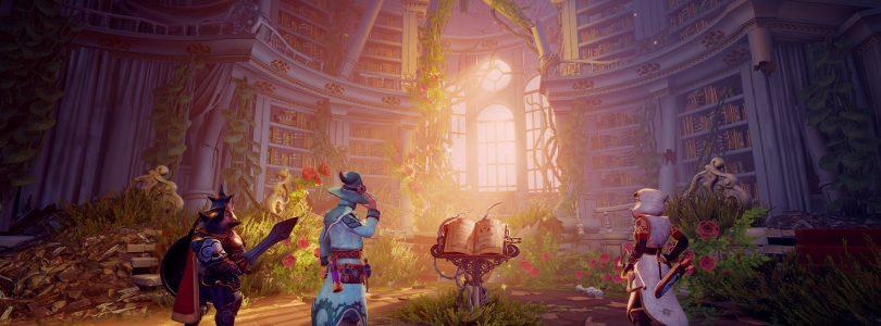 Trine 4 erscheint am 08. Oktober, neuer Gameplay-Trailer veröffentlicht