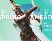 Ubisoft Spring Sale läuft noch bis zum 26. März