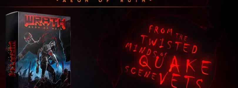 WRATH: Aeon of Ruin – 3D Realms kündigt neuen Retro-Shooter an