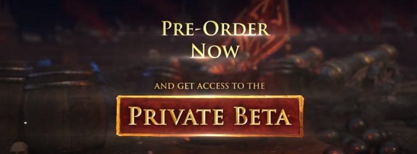 Warhammer Chaosbane – Trailer zur laufenden Beta veröffentlicht