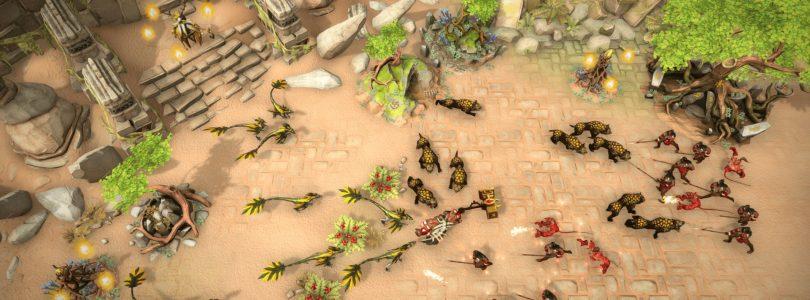 Warparty – Uriges RTS für PC und Konsolen erschienen