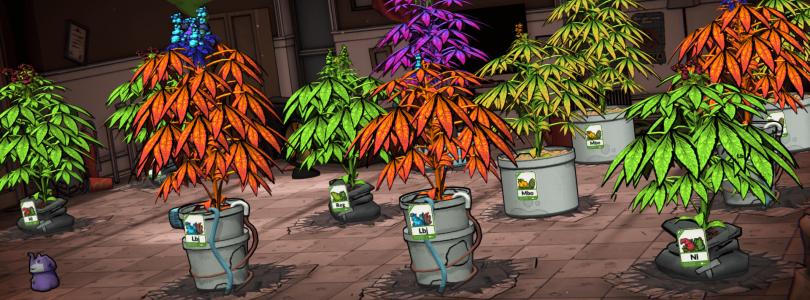 Weedcraft Inc für den PC via Steam und GOG erschienen
