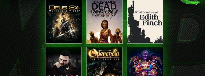 XBox Game Pass – Sechs weitere Spiele für März 2019 angekündigt