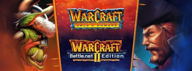 Warcraft: Orcs & Humans und Warcraft II starten bei GOG.com