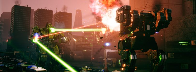 Battletech – Urban Warfare Expansion erscheint am 04. Juni