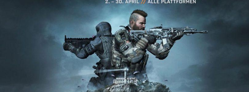 COD 4 – Der Battle Royale-Modus Blackout kann den ganzen April kostenlos gespielt werden