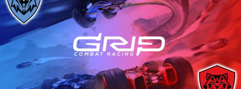 GRIP: Combat Racing – Content-Update bringt neue Strecken und Spielmodi