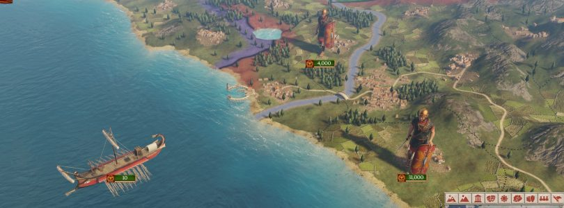 Imperator Rome – Launch-Trailer und Infos zum Release