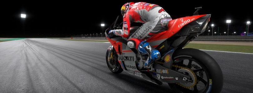 """MotoGP 19 – Die neue K.I. namens """"A.N.N.A."""" wird vorgestellt"""