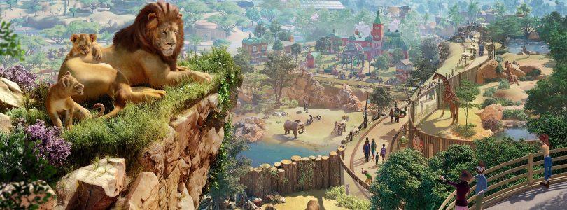 Planet Zoo – Nach Jurassic World Evolution geht es ab in den Zoo