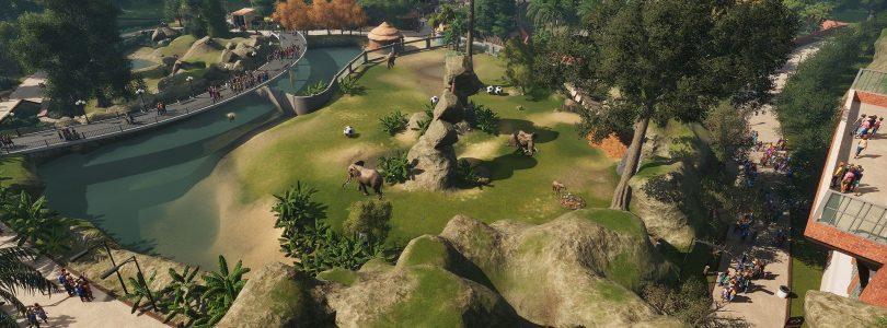 Planet Zoo – Neues Gameplay-Video zeigt das Savannen-Biom