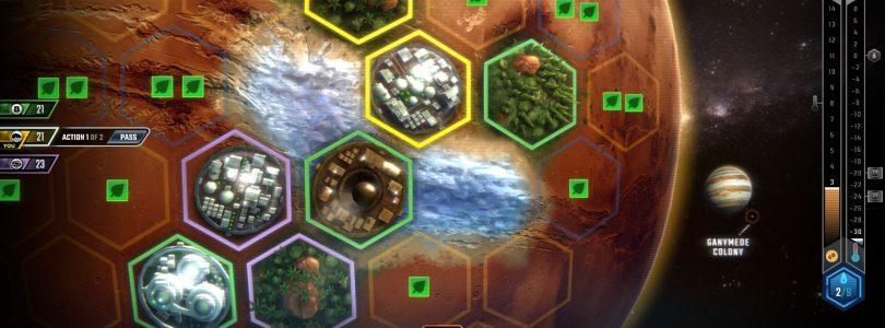 Terraforming Mars – Neues Update bringt Verbesserungen die sich die Community gewünscht hat