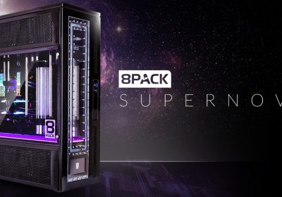 8Pack Supernova XL – Gaming-PC um schlanke 16.999,90 € startet bei Caseking