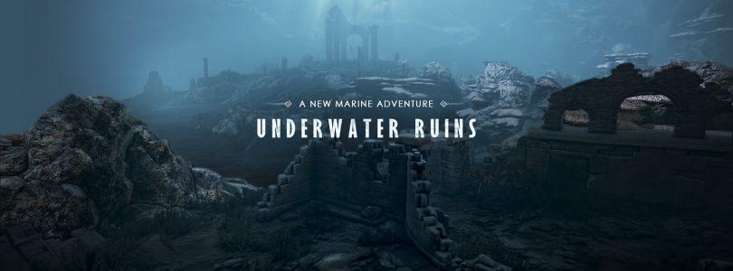 Black Desert Online – Infos und Trailer zur Unterwasserruinen-Erweiterung