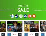 CDKeys – Mega-Sale mit bis zu 90% Rabatt gestartet