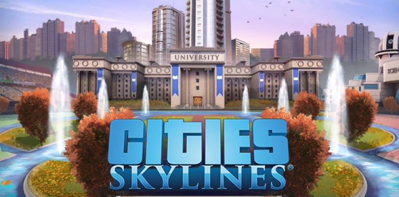 Cities Skylines – Hier ist der Launch-Trailer zum Campus-DLC