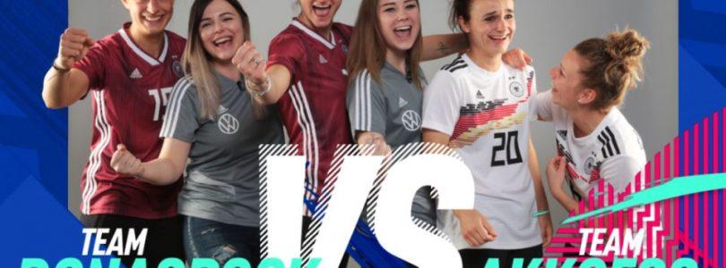 FIFA 19 – Update integriert die Frauen-WM